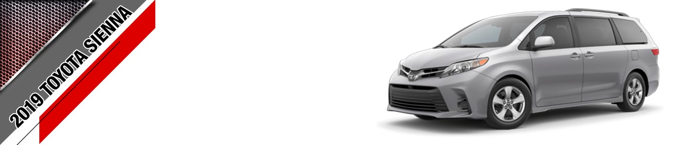 2019 Toyota Sienna for sale in Simi Valley, CA