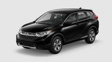 2019 Honda CR-V CVT 2WD LX