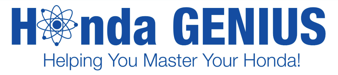 Honda Genius | Master Your Honda