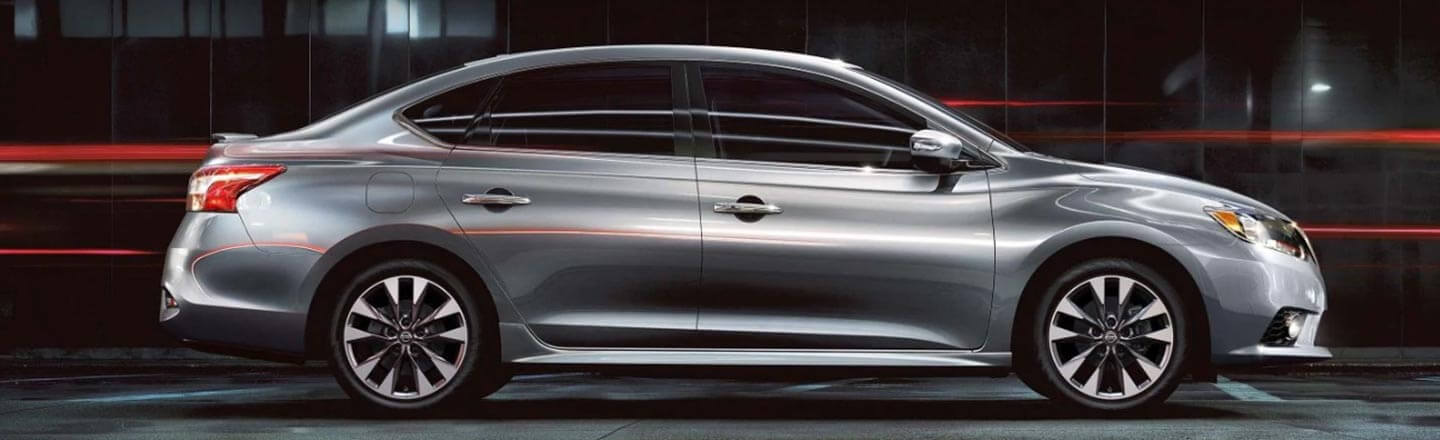 The New 2019 Nissan Sentra is Built for Excitement and Fun