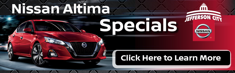 2020 Nissan Altima Specials Deals