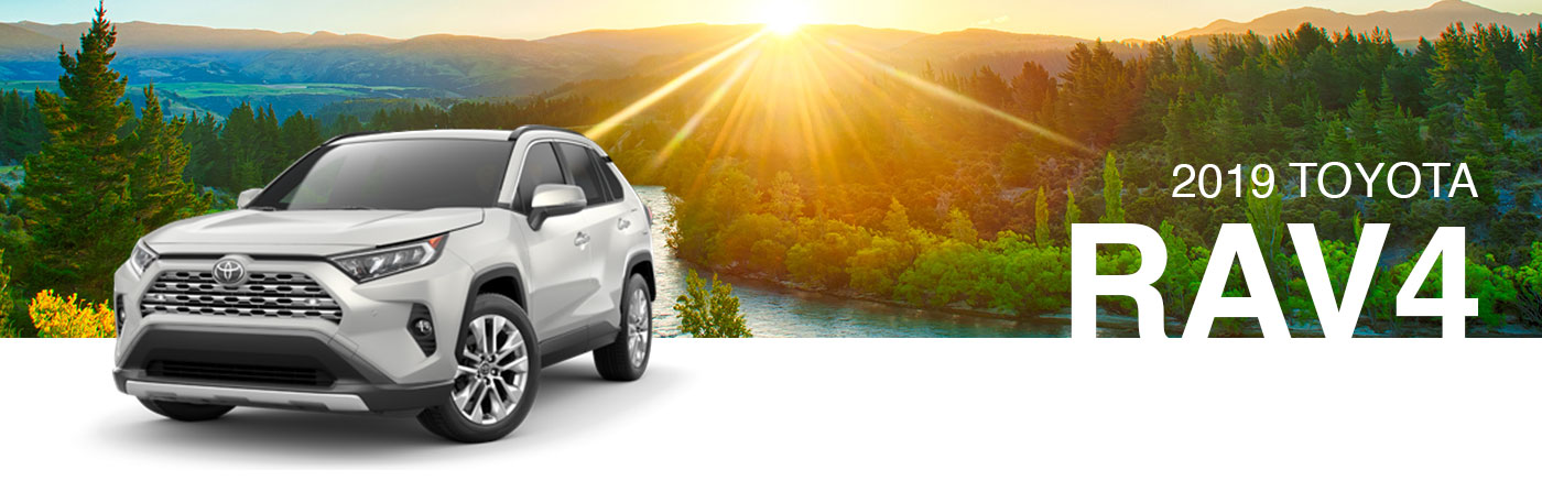 Secure A 2019 Toyota RAV4 From Our Nash, TX Auto Dealer Today