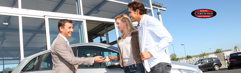 Toyota Certified Used Vehicles | Cumberland Toyota