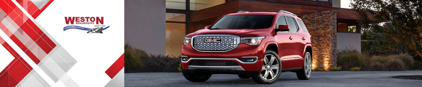 Value Your Trade-In Vehicle at Weston Buick GMC in Gresham, OR