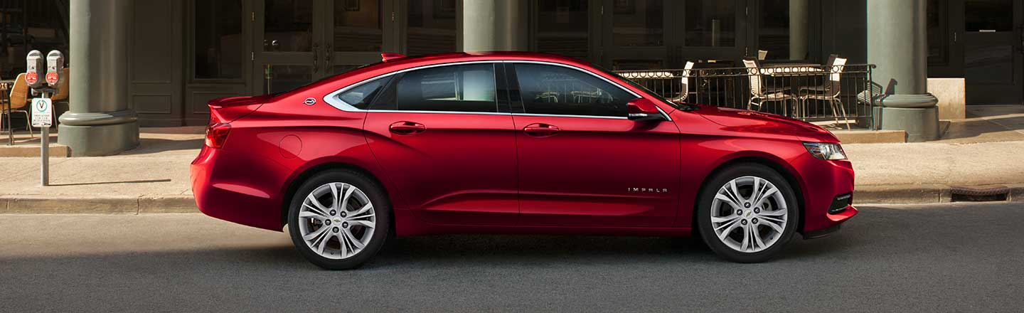 Discover The New 2019 Chevrolet Impala At Classic Chevrolet Today!