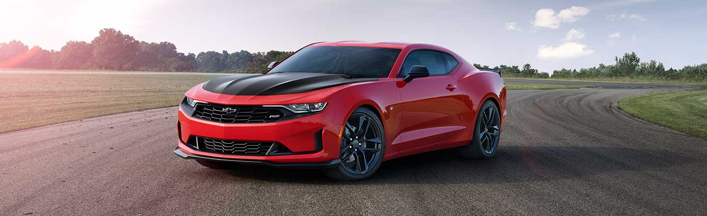 Check Out The Performance Of The New 2019 Chevrolet Camaro In Owasso
