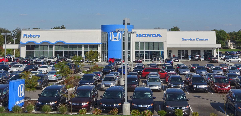 Honda Dealership Indianapolis >> New Used Honda Dealership Honda Of Fishers In
