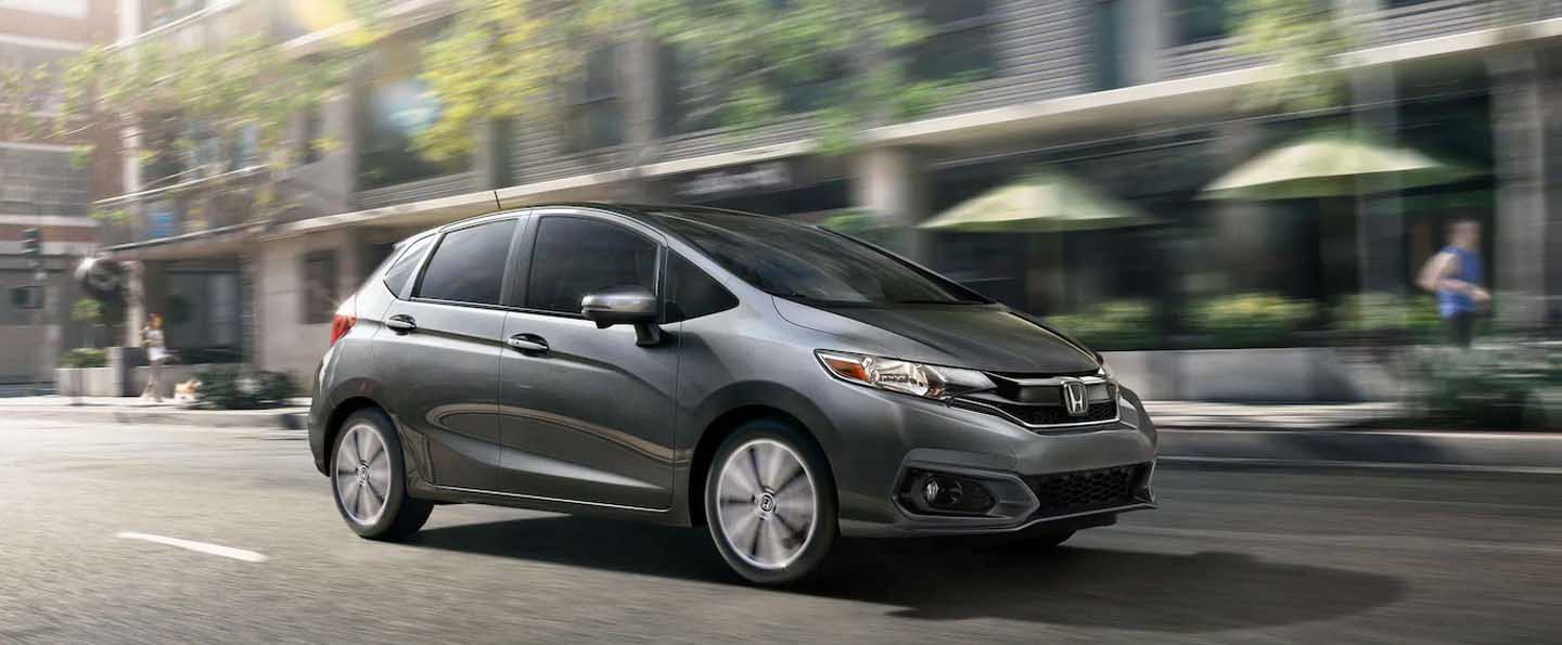 honda fit car