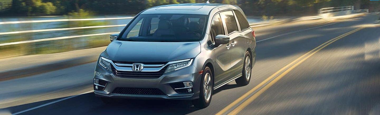 2019 Honda Odyssey, DCH Paramus Honda