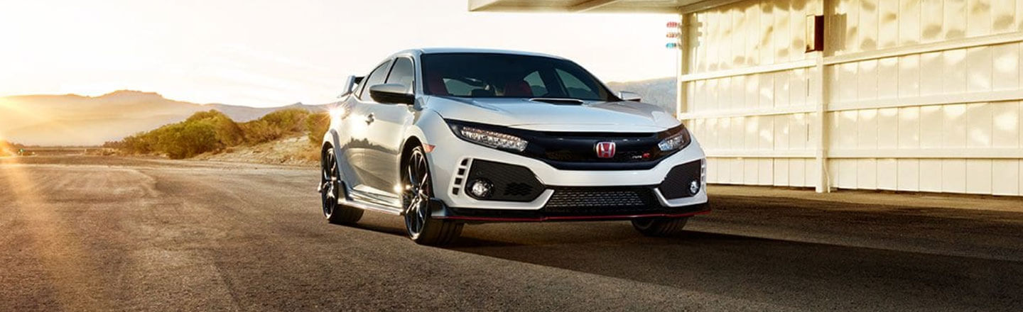 2019 Civic Type R, DCH Paramus Honda