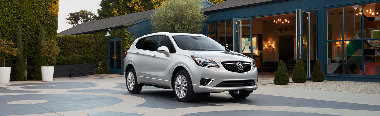2019 Buick Envision Luxury SUVs For Sale in Tulsa, Oklahoma