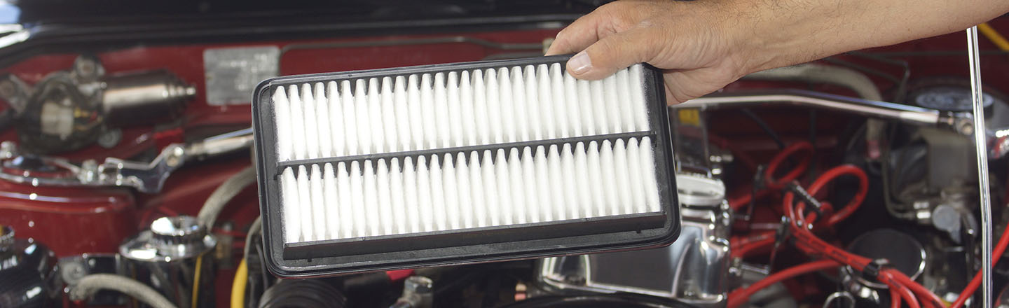 Engine Air Filter Services in Denison Near Sherman, TX