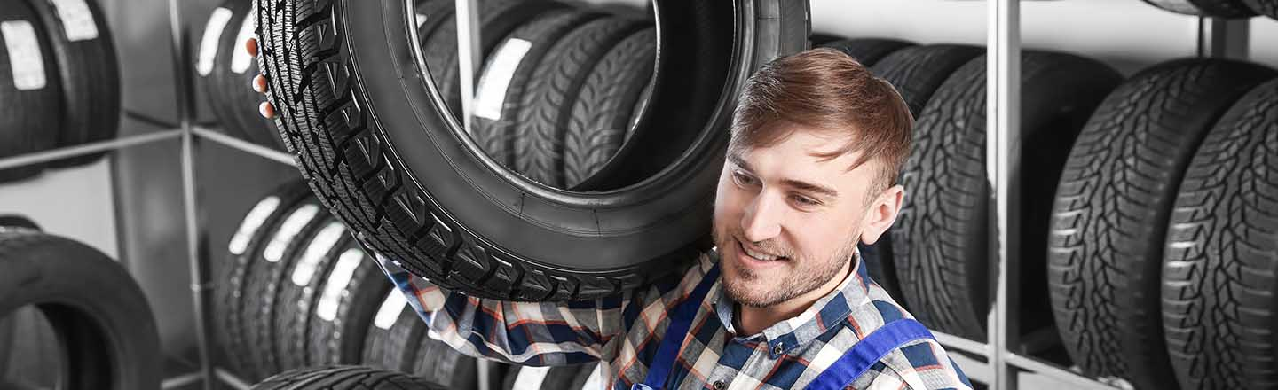 Tire Service For Drivers in Denison Near Sherman, TX
