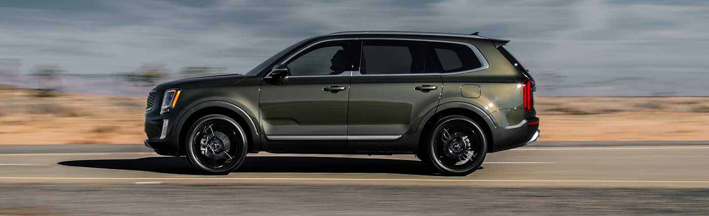 Discover The New 2020 Telluride With Us At Kia of Meridian