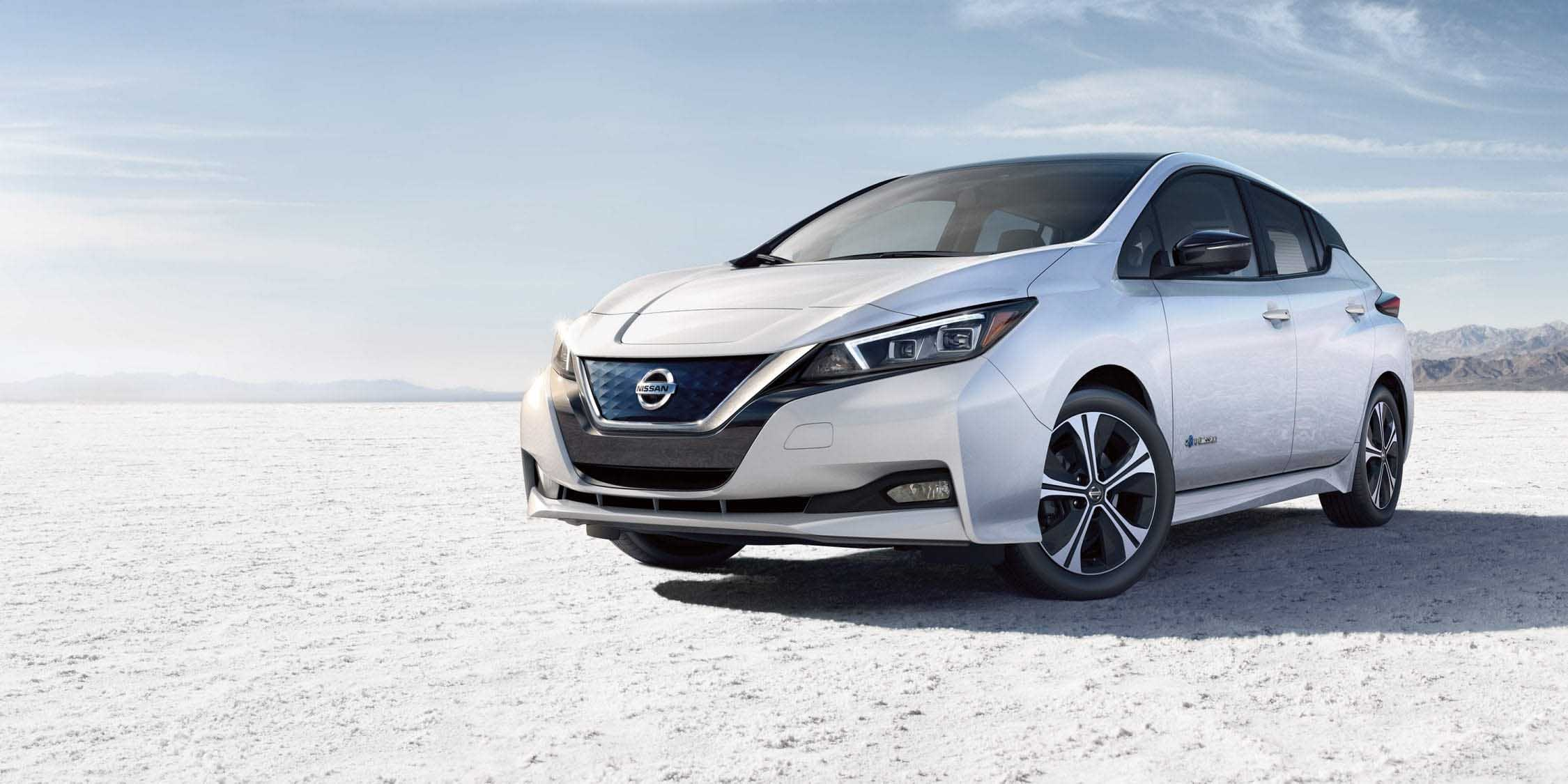 2019 Nissan LEAF® at Reed Nissan Orlando