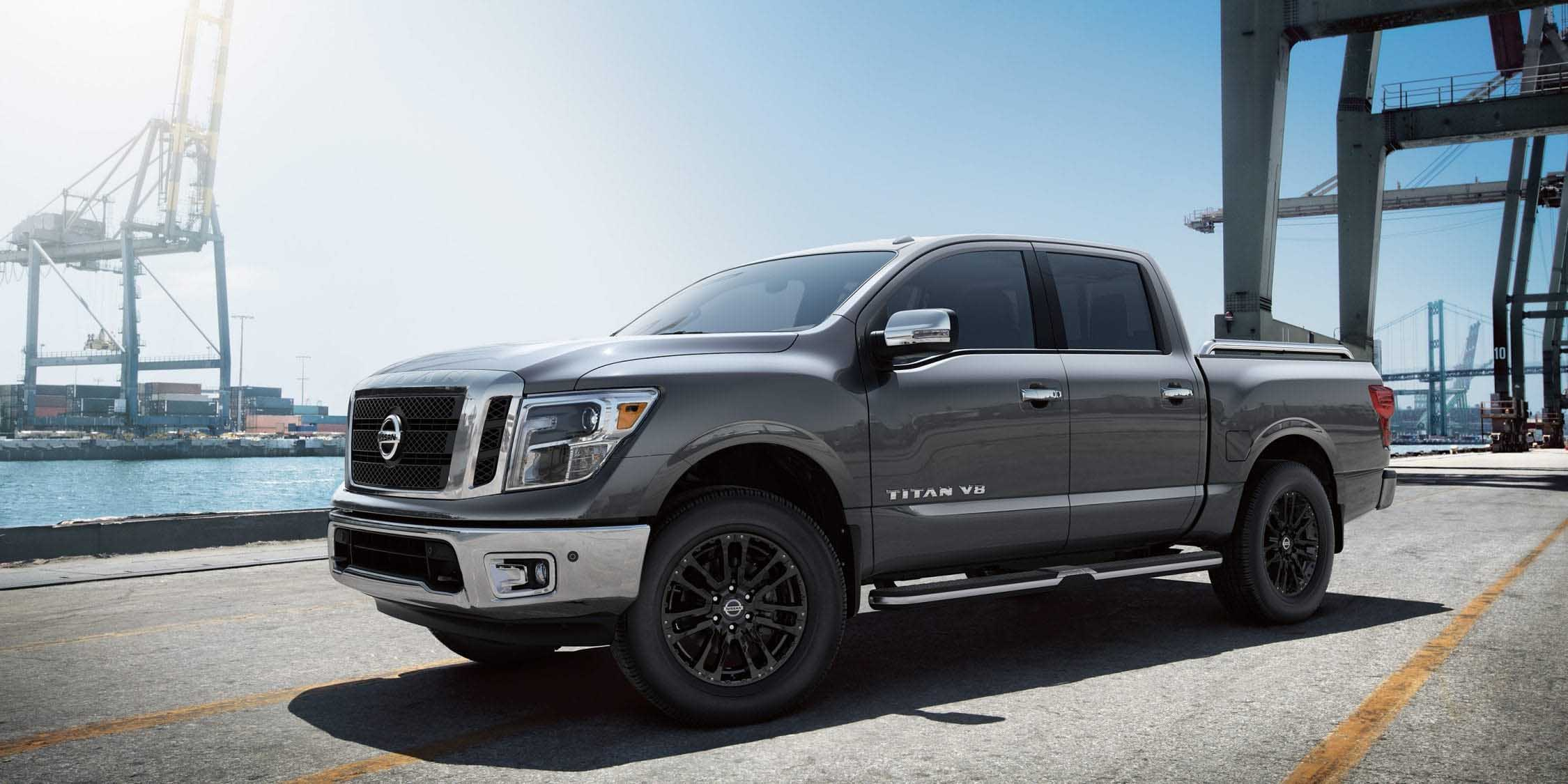 2019 Nissan Titan at Reed Nissan Clermont