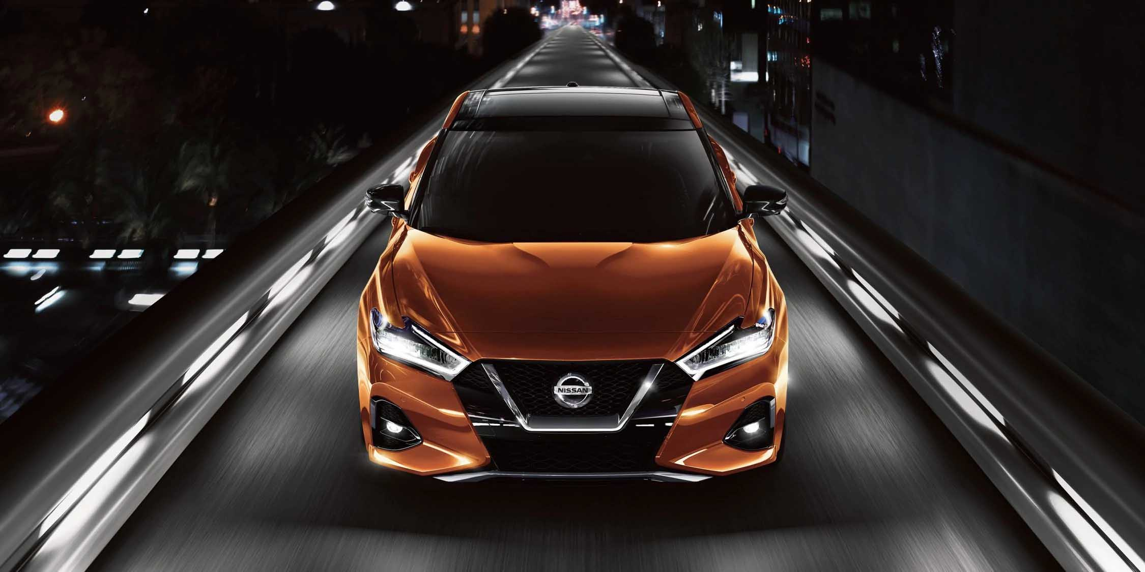 2019 Nissan Maxima at Reed Nissan Clermont