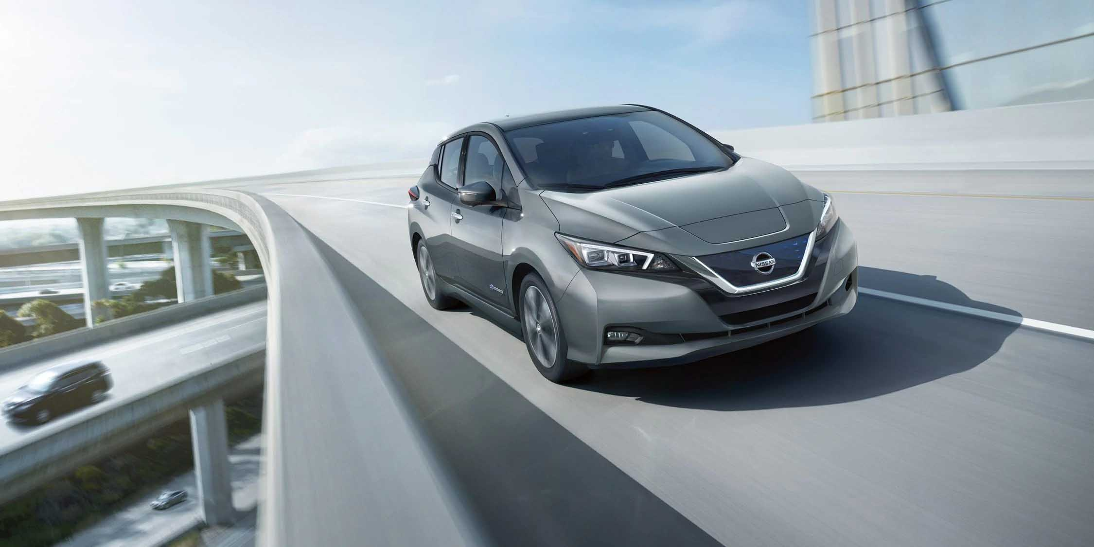 2019 Nissan LEAF® at Reed Nissan Clermont