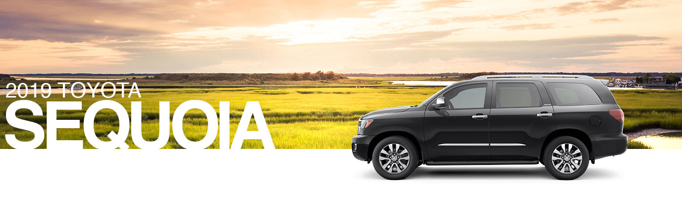 2019 Toyota Sequoia For Sale Near New Orleans and Covington, LA