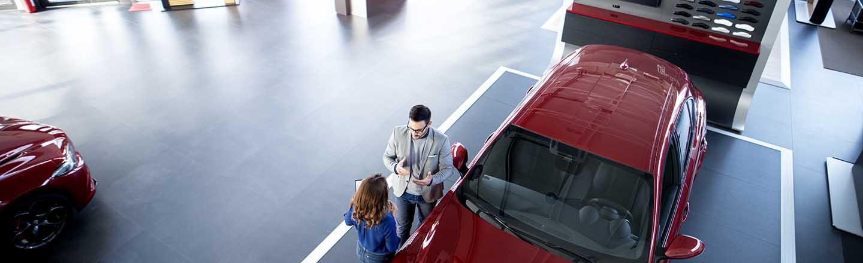 Alternative Credit Financing for Denison, Texas Drivers