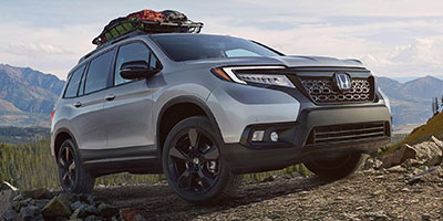 Research New Honda Passport