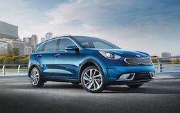 2019 Kia Niro Trim levels