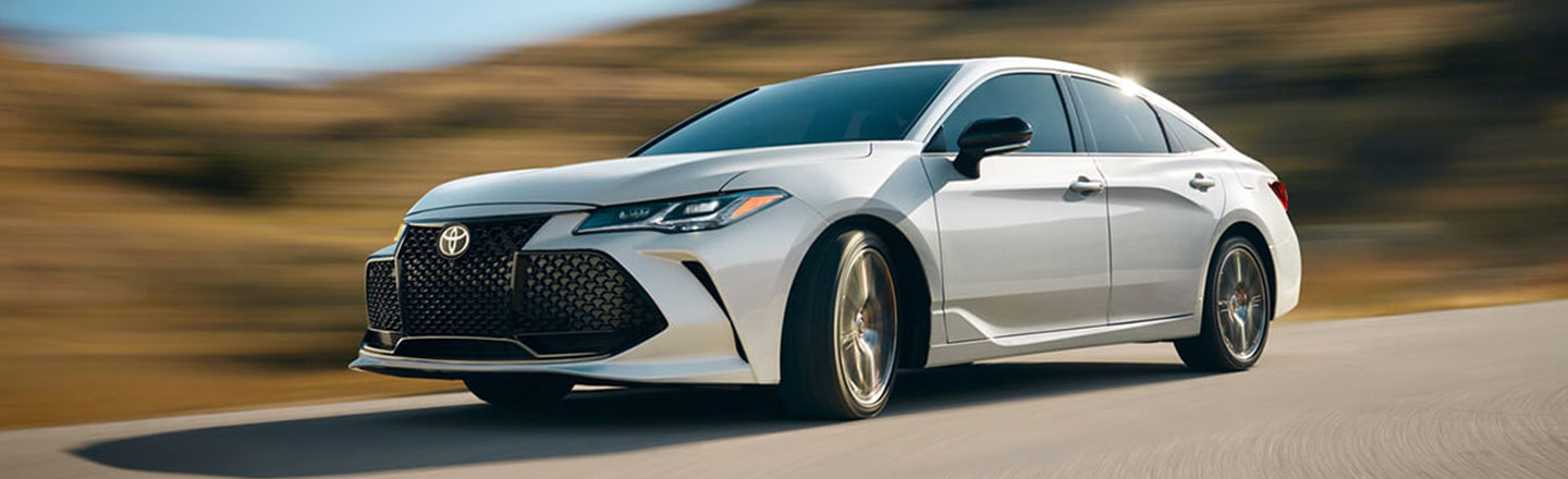 Check Out The New Toyota Avalon Sedan At Motorcars Toyota