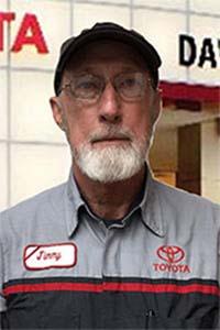Jimmy Parker Bio Image