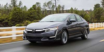 Research New Honda Clarity