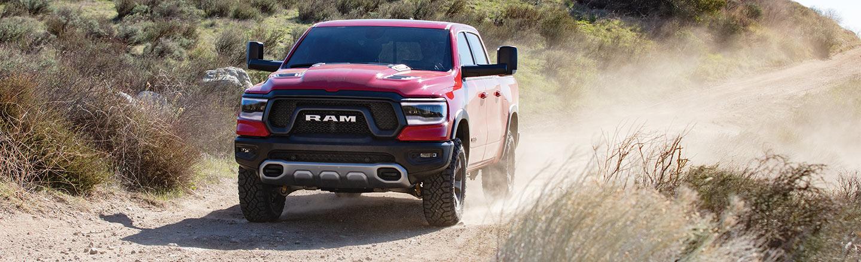 2019 Ram Truck Premier CDJR Buena Park