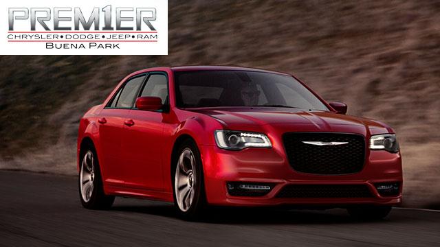 2019 Chrysler 300 Premier CDJR Buena Park