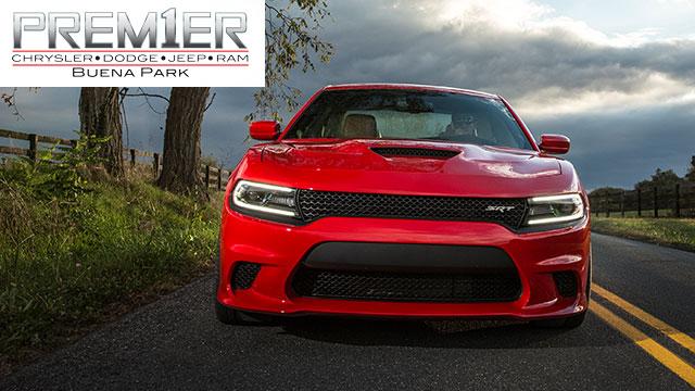 2019 Dodge Charger Premier CDJR Buena Park