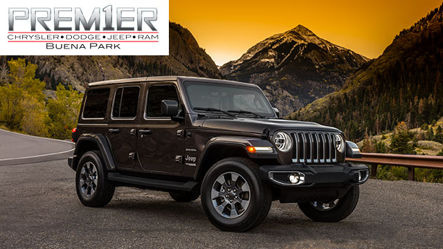 2019 Jeep Vehicles CDJR Premier Buena Park