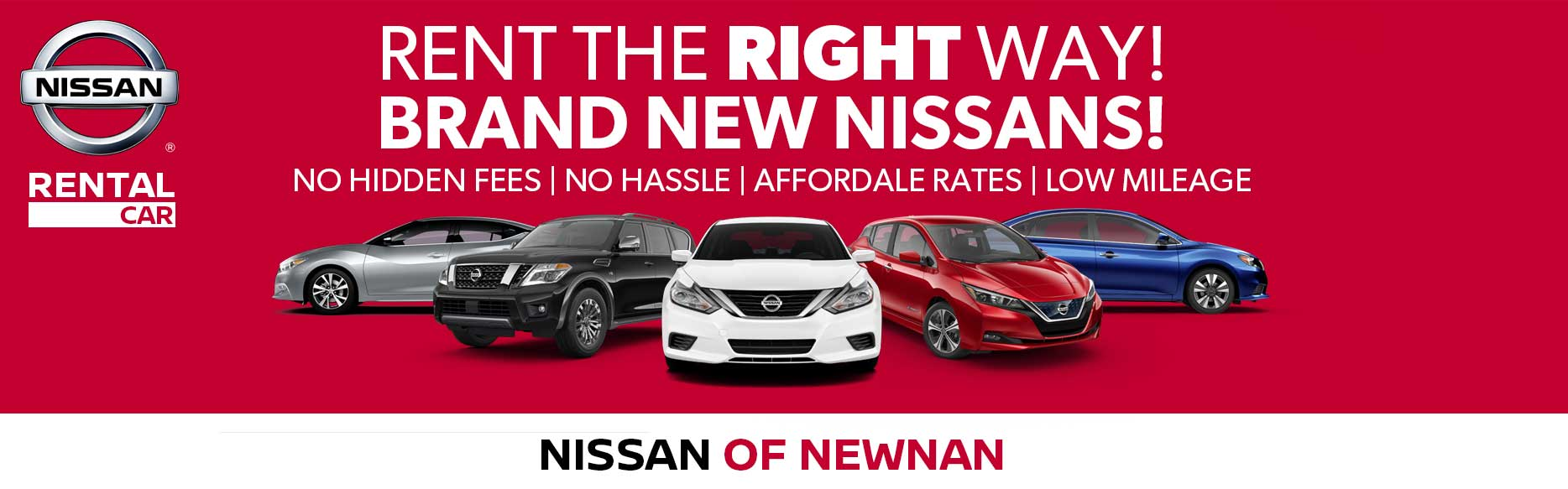 Rent Vehicles By Fayetteville Georgia Nissan Of Newnan
