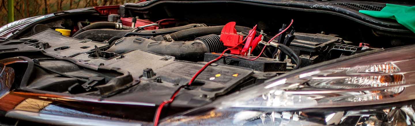 Nissan Battery Charging and Services For Paris, TX