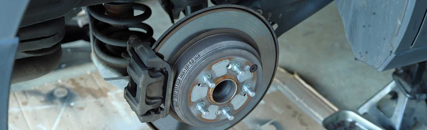 Nissan Brake Services In Paris, Texas