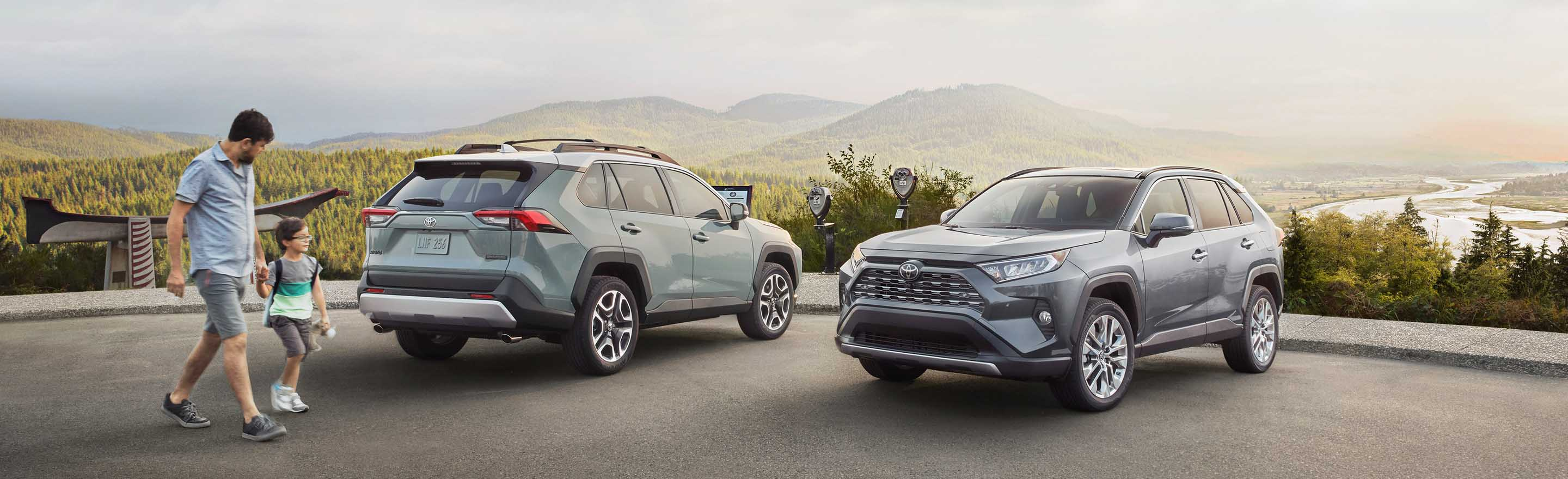 Explore the All-New 2019 Toyota RAV4 SUV in Denison, TX