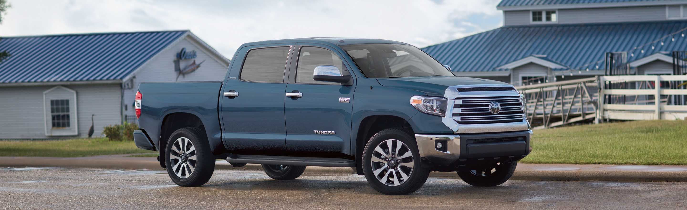 Rugged 2019 Toyota Tundra Trucks in Denison near Sherman, TX