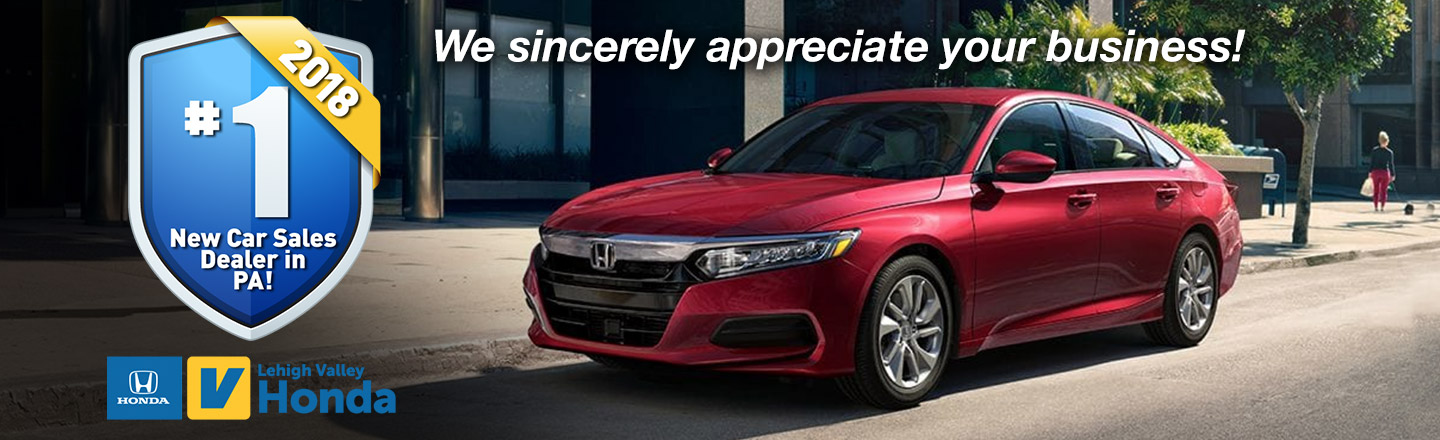 New Honda and Used Car Dealer In Emmaus, PA | Lehigh Valley