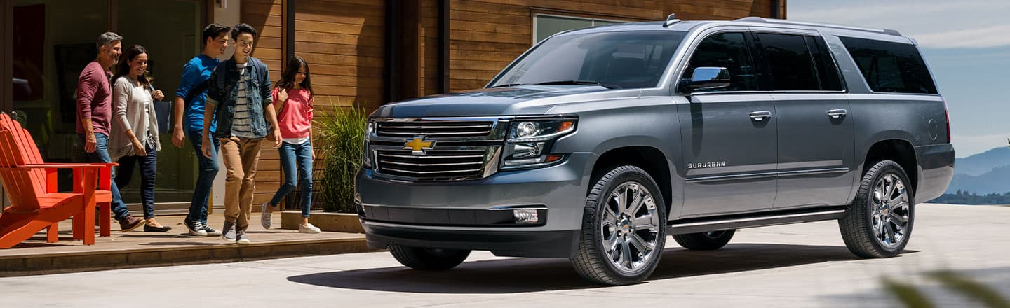 2019 Chevrolet Suburban available at Classic Chevrolet of Owasso