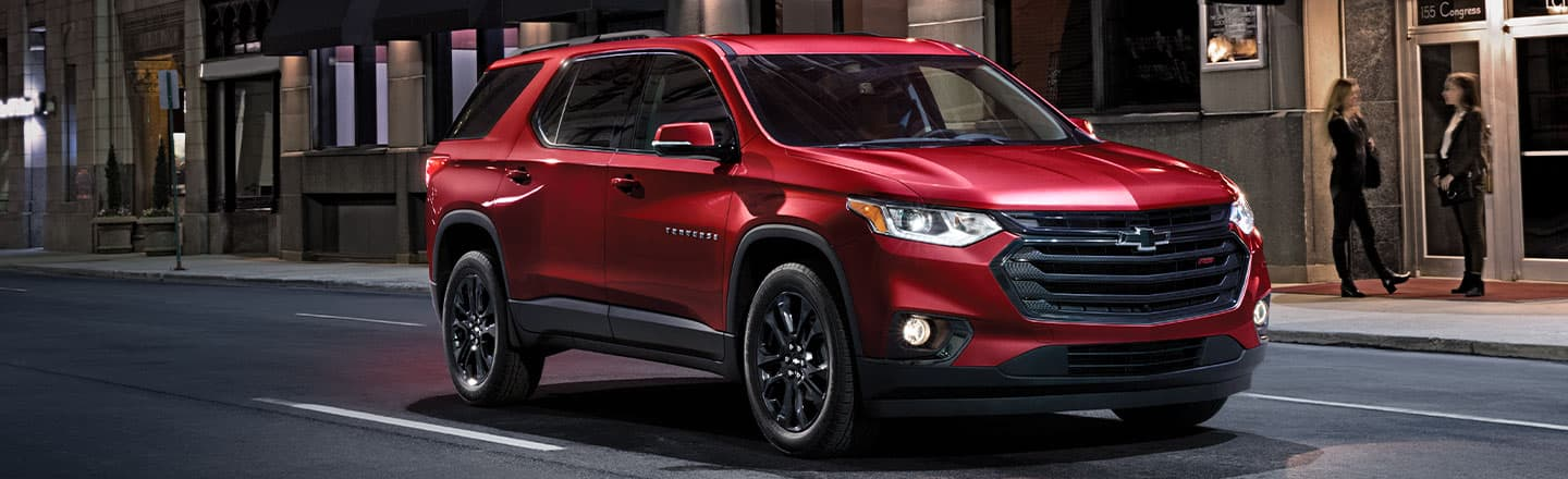 2019 Chevrolet Traverse available at Classic Chevrolet of Owasso