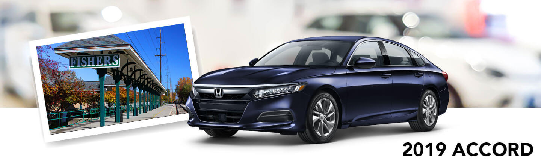 2019 Honda Accord Sedans for Sale in Fishers, IN Near Noblesville