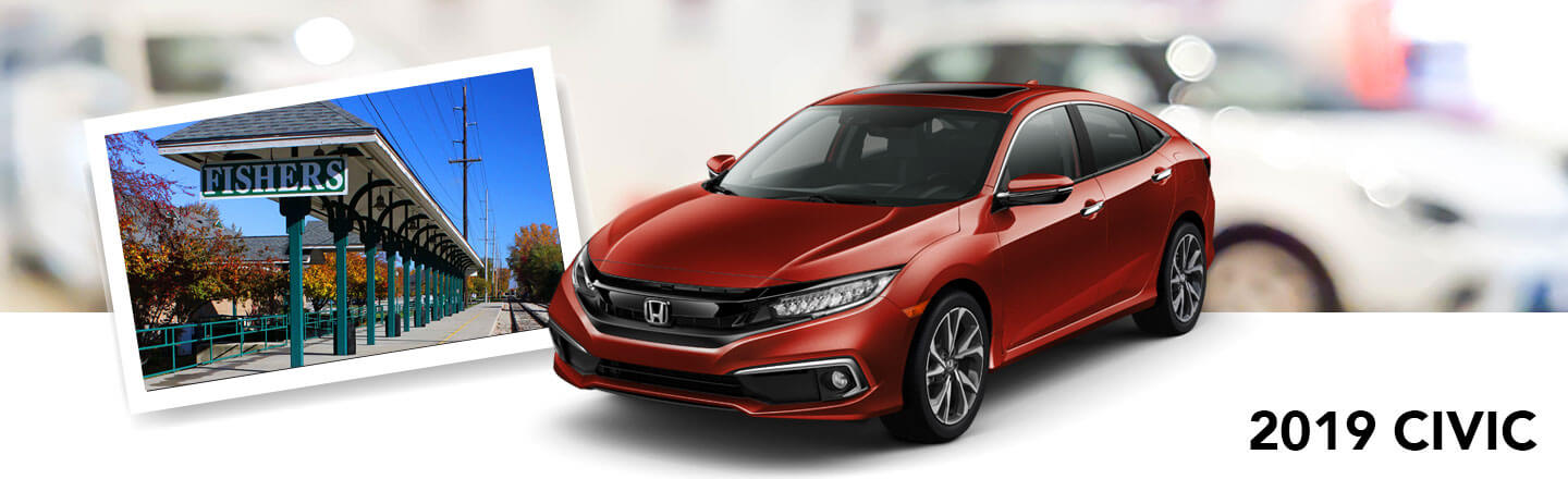 2019 Honda Civic Sedans for Sale in Fishers, IN Near Indianapolis