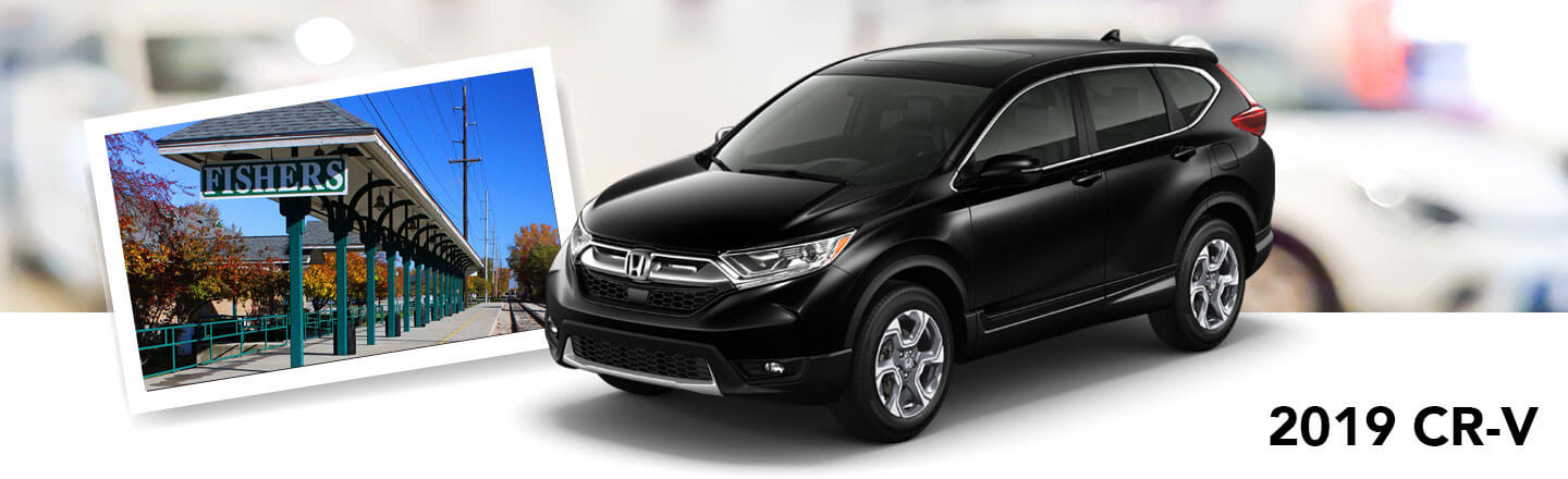 2019 Honda CR-V Models to Explore in Fishers, IN Near Carmel