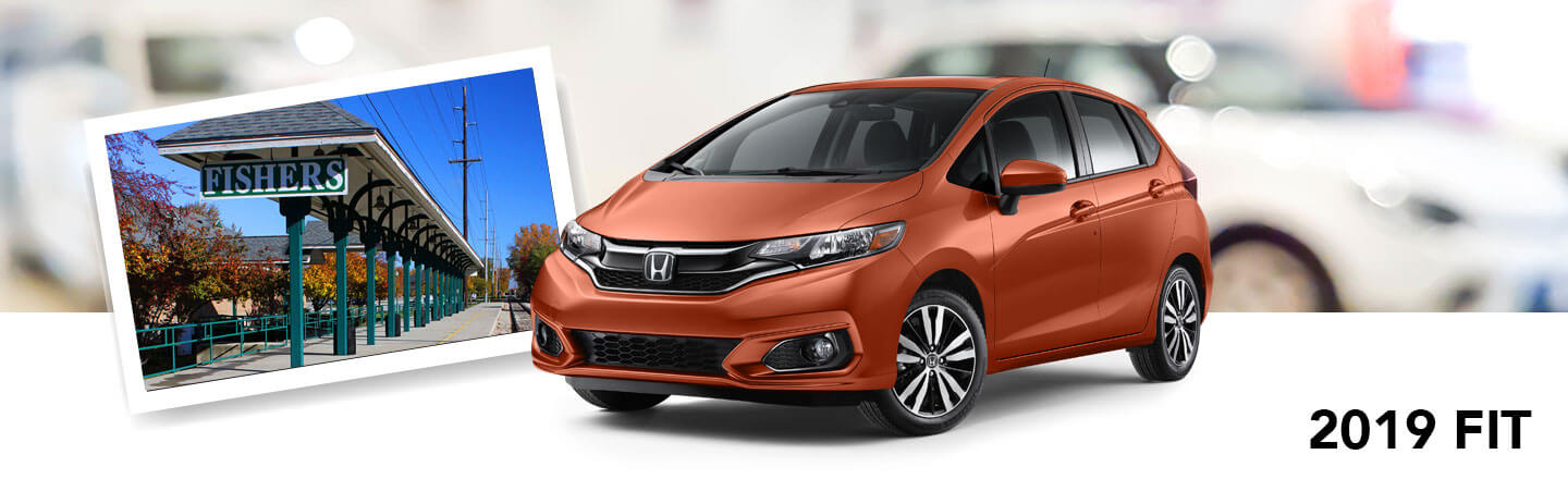 2019 Honda Fit Hatchbacks For Sale In Fishers, IN Near Indianapolis