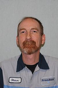 Shawn  Stevens Bio Image