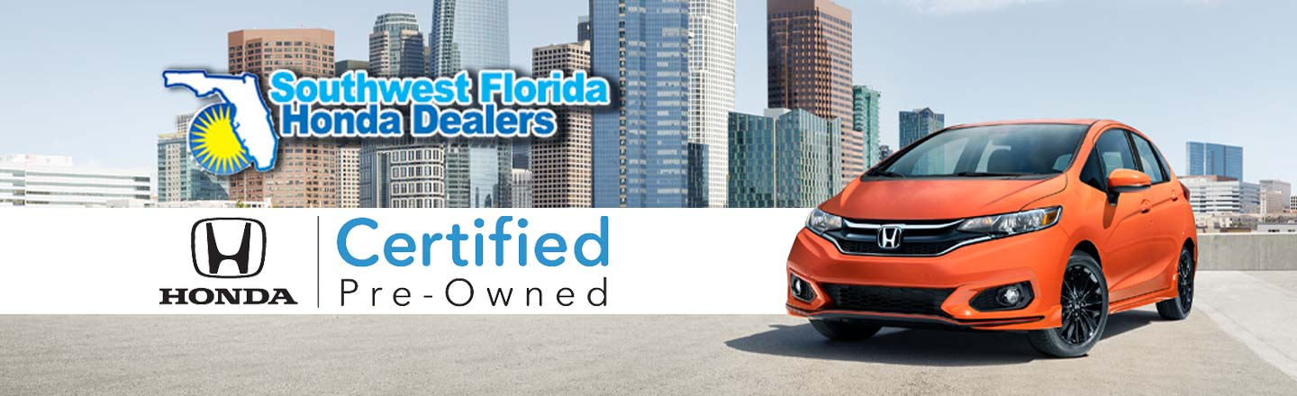Honda Certified Pre Owned >> Certified Pre Owned Cars For Sale Southwest Florida Honda