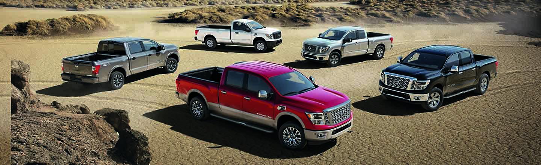 2019 Nissan Titan Trucks To Explore In Greensburg, PA Near Monroeville