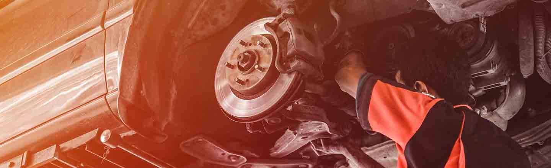 Brake Service for Toyota Vehicles near Augusta, GA