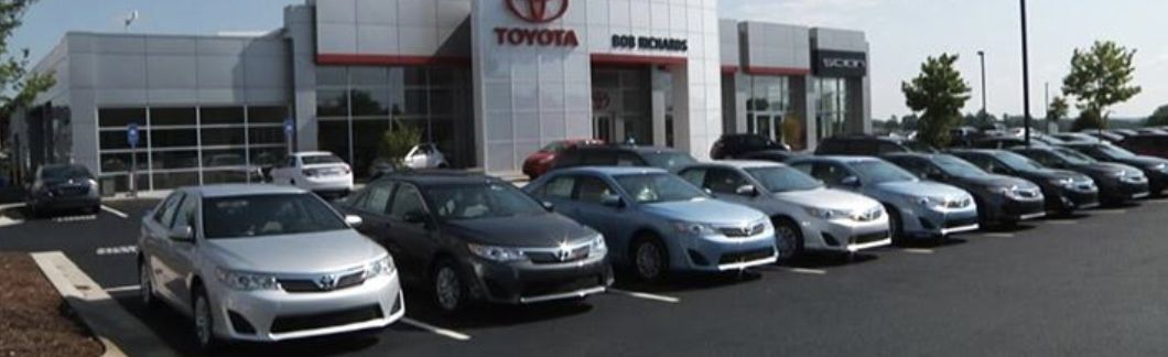 All About Our Toyota Dealership in North Augusta, SC